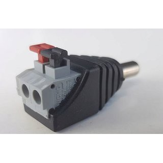 DC Power Connector Male